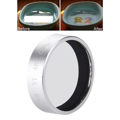 Filter Lensa Cpl Accessory 37mm For Xiaomi Yi Black Y2371 filter lensa cpl xiaomi yi 2 4k silver jakartanotebook