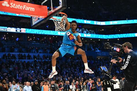 nba dunk contest   great