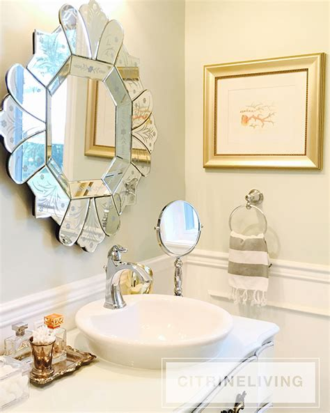 our budget savvy master bath citrineliving