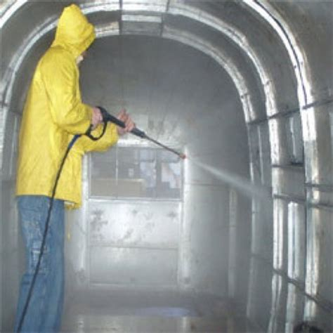 Tank Cleaning by Mechanized Water Tank Cleaning Services In Ahmedabad Gujarat India Samvit Buildcare Pvt Ltd