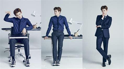 drama lee jong suk beautiful mind setelah kim soo hyun giliran lee jong suk tolak tawaran