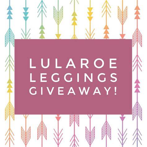 Leggings Giveaway - image gallery lularoe giveaway