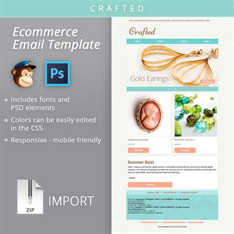 bootstrap newsletter layout email newsletter template mailchimp by bootstrap creative