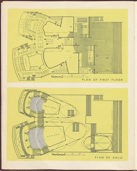 opera house floor plan quot sydney opera house quot quot gold book quot state archives and records nsw