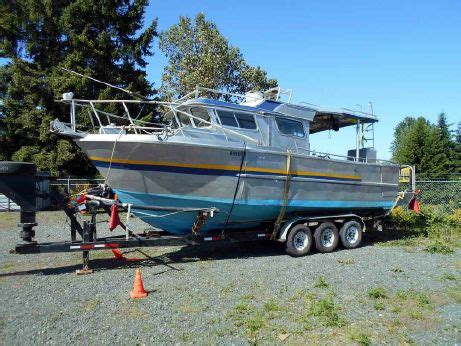 fishing boats for sale vancouver bc boats for sale in mid vancouver island canada www