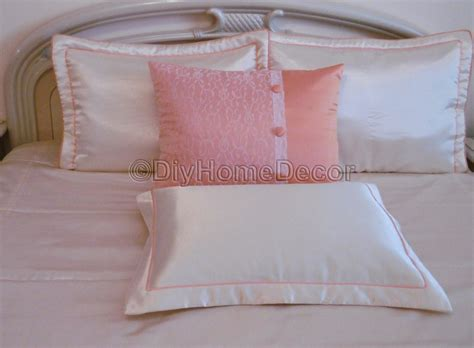 how to make pillowcases envelope pillow cover with