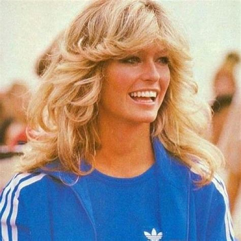 feathered 1970 hair beauty farrah fawcett hair type and feathered hairstyles