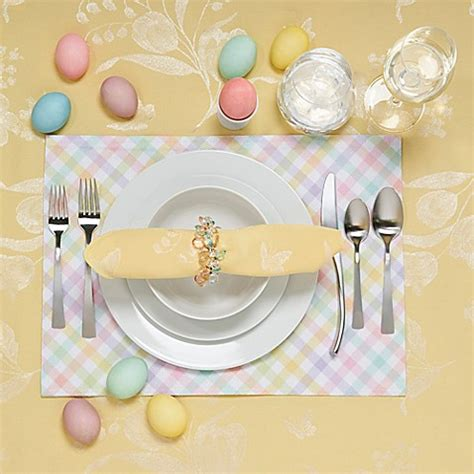 bed bath and beyond easter spring splendor easter table bed bath beyond