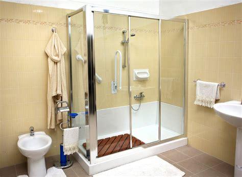 doccia al posto della vasca da bagno trasformazione vasca in doccia
