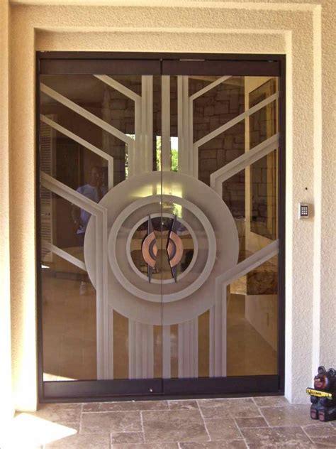 Frameless Glass Entrance Doors Sun Odyssey Bronze Frameless Glass Doors L Sans Soucie