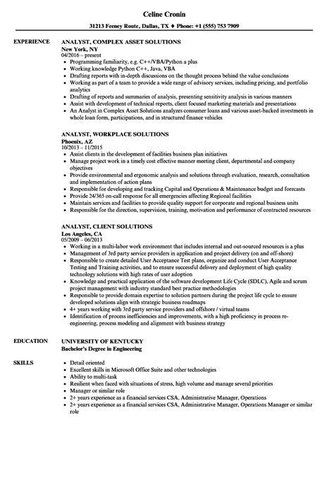data management analyst rbc great resumes best resume