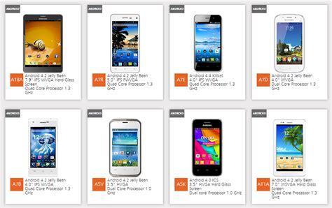 Daftar Harga Hp Merk Evercoss daftar harga evercoss bulan september 2014 terbaru dan