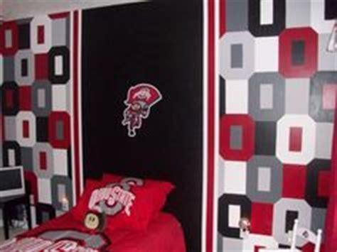 ohio state bedroom ideas ohio state bedroom on pinterest ohio state buckeyes