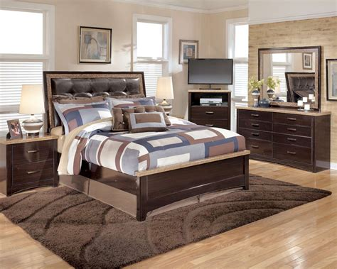 king bedroom sets sale bedroom 4 pieces ashley furniture bedroom sets in wood