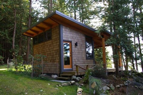 contemporary cabin plans sleeper cabin modern exterior vancouver by quantum