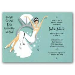 swinging ring bridal shower invitations paperstyle