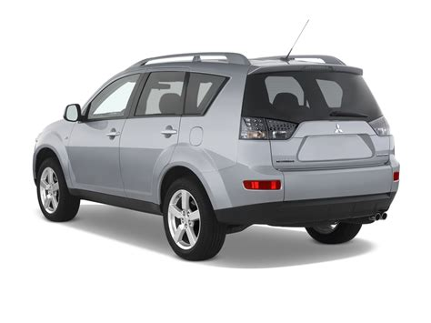 mitsubishi outlander 2007 price 2007 mitsubishi outlander reviews and rating motor trend