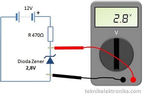 diode listrik pengertian prinsip kerja dan fungsi dioda zener