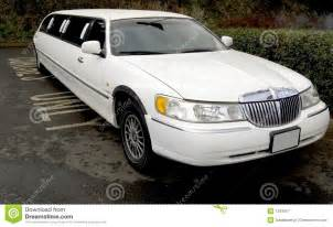 stretch limo limousine big car royalty free stock
