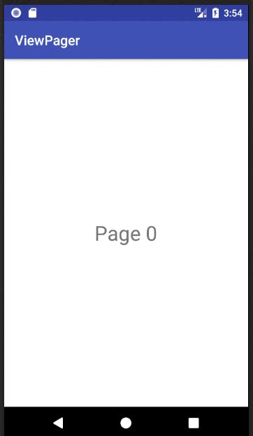viewpager layout xml android how to implement a viewpager with different