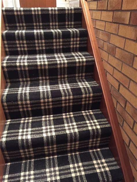 Black White And Grey Tartan Carpet   Carpet Vidalondon