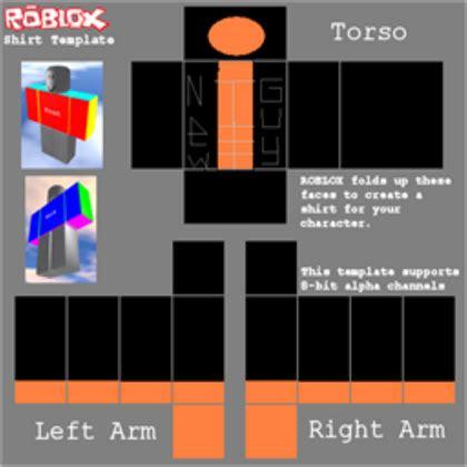 Shirt Template Roblox Roblox Template