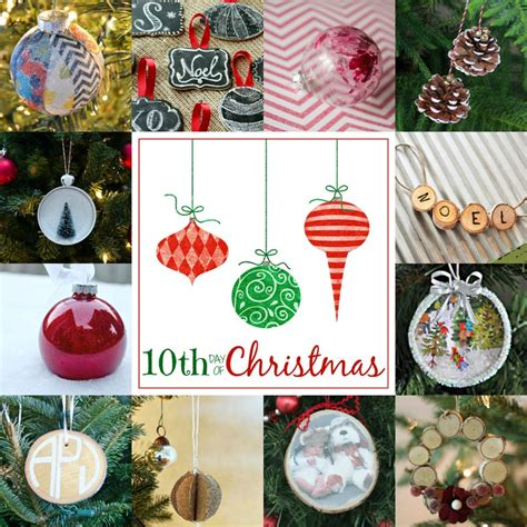 glitter paper ornaments the happier homemaker