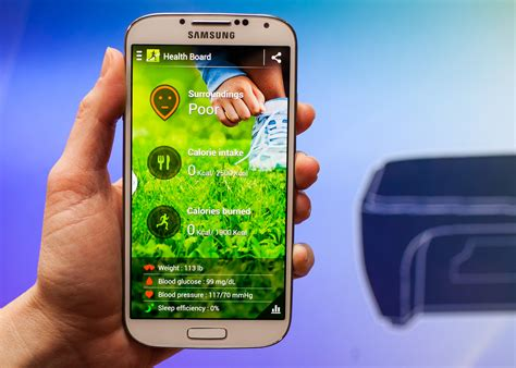 galaxy s4 app samsung galaxy s4 and the app s health wallpapers and
