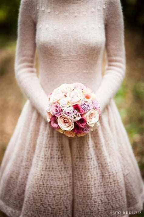 knit wedding dress knitted dress for winter wedding knitting