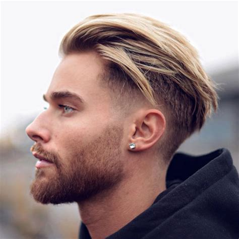 hair under cut with tapered side 25 pretty boy haircuts men s haircuts hairstyles 2017