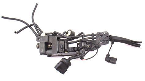 vacuum valve lines assembly   vw jetta golf mk tdi bew diesel