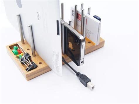 Modular Desk Organizer Modo The Modular Desk Organizer Gadgetsin