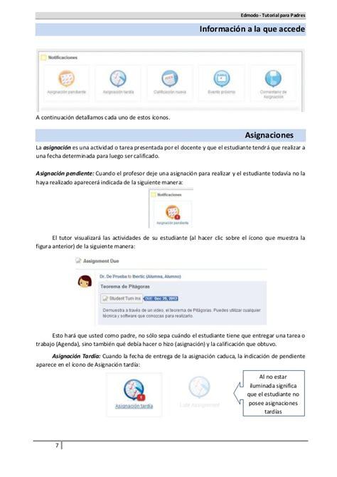 tutorial sobre edmodo edmodo tutorial padres 2013