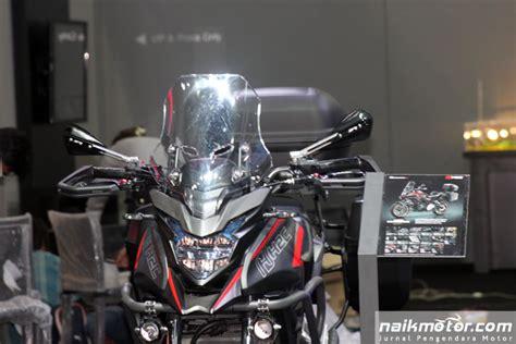 Pentil Bengkok Untuk Modifikasi Motor konsep modifikasi honda cb500x dari h2c untuk adventure