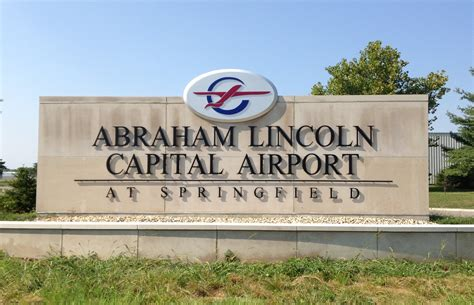 abraham lincoln capital airport sees more growth 100 5 wymg