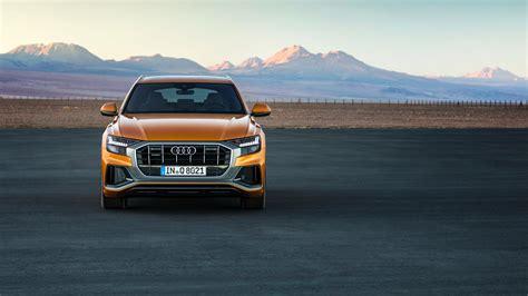 Audi Q8 S Line by Audi Q8 50 Tdi Quattro S Line 2018 4k Wallpaper Hd Car