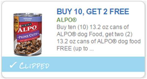 free printable alpo dog food coupons new buy 10 get 2 free alpo dog food coupon