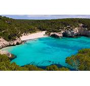 Cala Mitjana / Menorca // Spain Super Cool Beaches