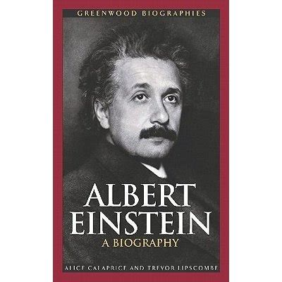 Albert Einstein Biography Goodreads | albert einstein a biography by alice calaprice reviews