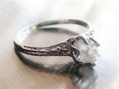 Raw Diamond Ring   Wedding, Promise, Diamond, Engagement