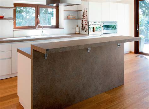 mensola bar arredamento in resina per superfici moderne e ricercate