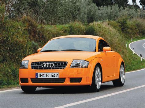 Audi Tt 3 2 8n by Audi Tt 3 2 Quattro Coupe Worldwide 8n 2003 06