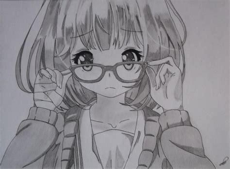 imagenes anime faciles de dibujar 2 nuevos dibujos manga anime arte taringa