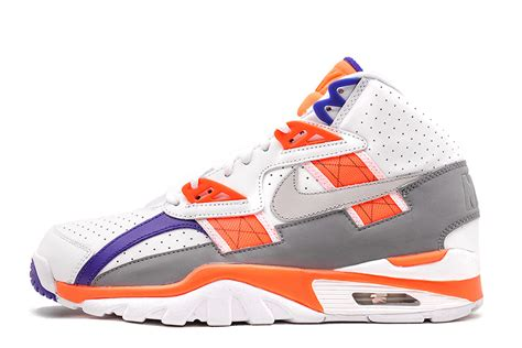 bo jackson basketball shoes nike air trainer sc high auburn sneakers magazine