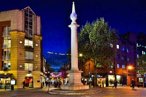 A Look At The Quirky Seven Dials Neighborhood In London