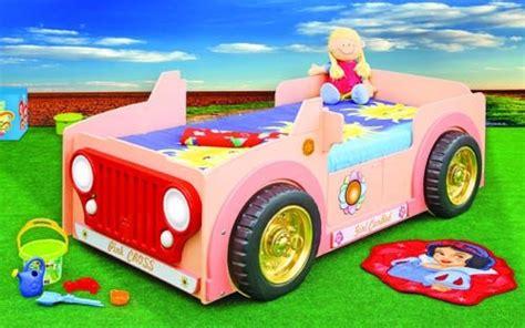 bett jeep kinderbett mit matratze jugendbett auto bett betten jeep pink