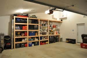 simple diy wood garage storage shelves without door for garages contemporary garage interior design ideas for