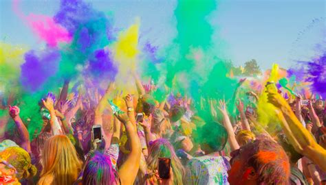 festival of colors holi the festival of colors has been commended in india