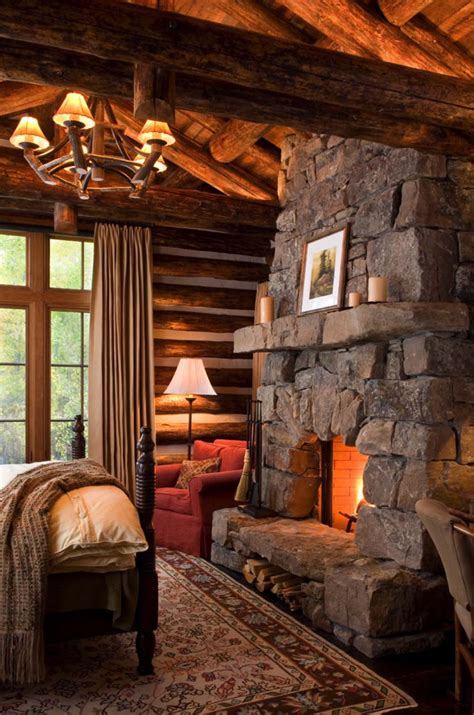 log cabin styles 35 gorgeous log cabin style bedrooms to make you drool