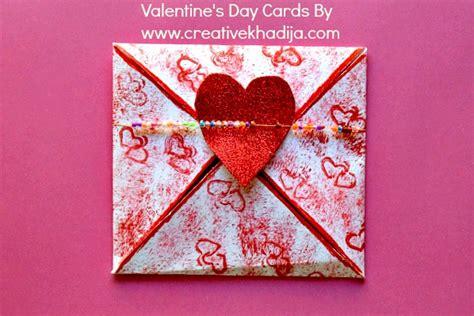 Creative Handmade Day Cards - s day creative handmade cards with